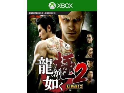 Yakuza Kiwami 2 (XSX) Xbox Live Key