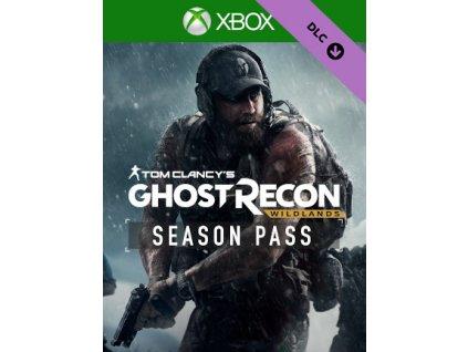 Tom Clancy's Ghost Recon Wildlands - Season Pass DLC XONE Xbox Live Key