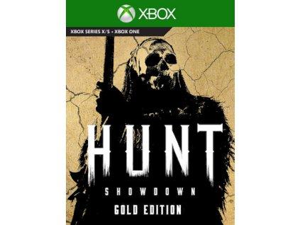 Hunt: Showdown - Gold Edition XONE Xbox Live Key