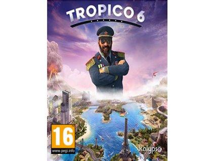 Tropico 6 XONE Xbox Live Key