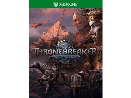 Thronebreaker: The Witcher Tales XONE Xbox Live Key