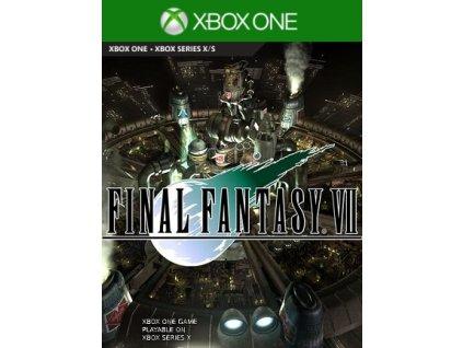 FINAL FANTASY VII XONE Xbox Live Key
