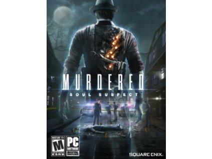 Murdered Soul Suspect XONE Xbox Live Key