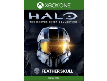 Halo The Master Chief Collection Feather Skull DLC XONE Xbox Live Key