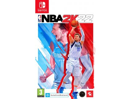SWITCH NBA 2K22