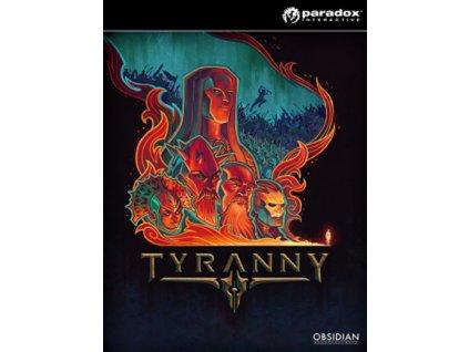 Tyranny Standard Edition Gold Edition (PC) Steam Key