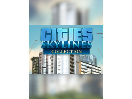 Cities: Skylines Collection (PC) Steam Key
