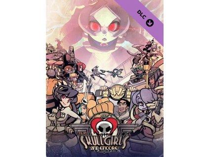 Skullgirls 2nd Encore Upgrade (PC) Steam key