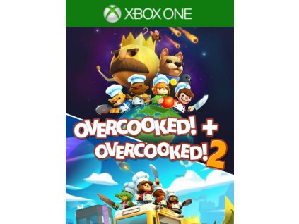 Overcooked! + Overcooked! 2 XONE Xbox Live Key