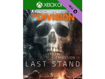 Tom Clancy's The Division - Last Stand DLC XONE Xbox Live Key