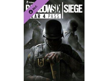 Tom Clancy's Rainbow Six Siege - Year 4 Pass DLC XONE Xbox Live Key