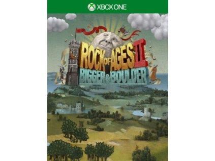 Rock of Ages 2: Bigger & Boulder XONE Xbox Live Key