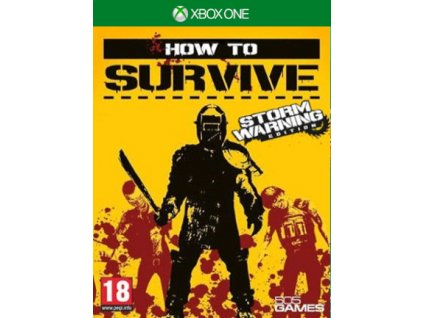 How to Survive - Storm Warning Edition XONE Xbox Live Key