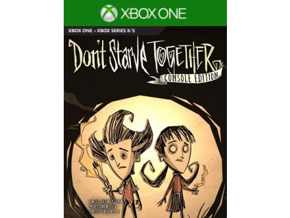 Don't Starve Together - Console Edition XONE Xbox Live Key