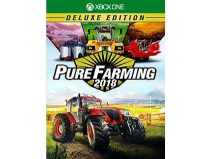 Pure Farming 2018 Deluxe Edition XONE Xbox Live Key