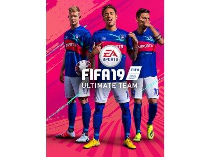 FIFA 19 Ultimate Team FUT 500 Points XONE Xbox Live Key