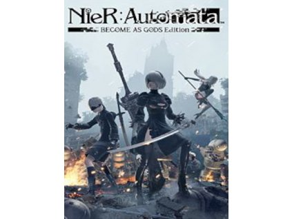 NieR: Automata BECOME AS GODS Edition XONE Xbox Live Key