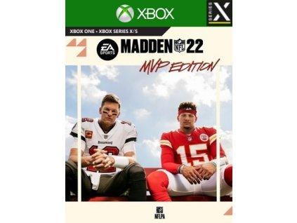 Madden NFL 22 - MVP Edition (XSX) Xbox Live Key