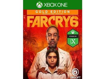 Far Cry 6 - Gold Edition XONE Xbox Live Key