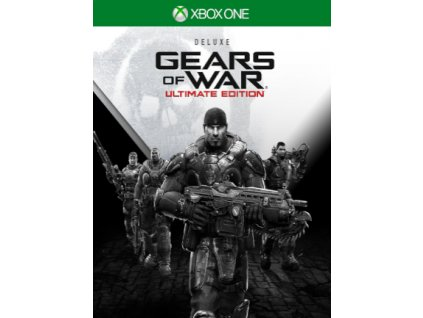 Gears of War Ultimate Edition Deluxe Version XONE Xbox Live Key