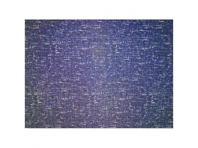 Softshell - modrý jeans (do 9 metrů)