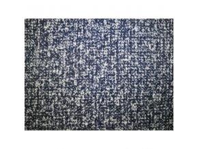 Softshell - hrubý modrý jeans (do 9 metrů)