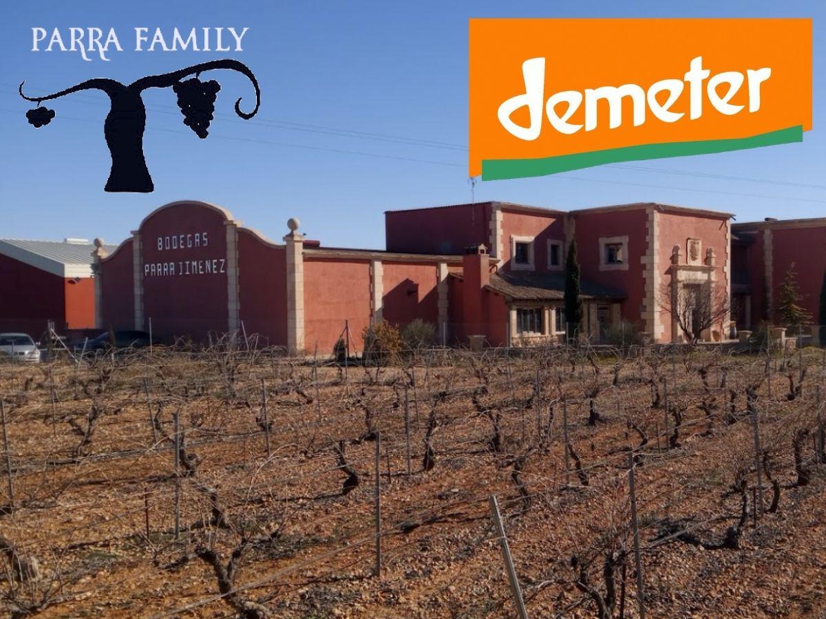 Parra Jimenéz - biodynamické vinařství