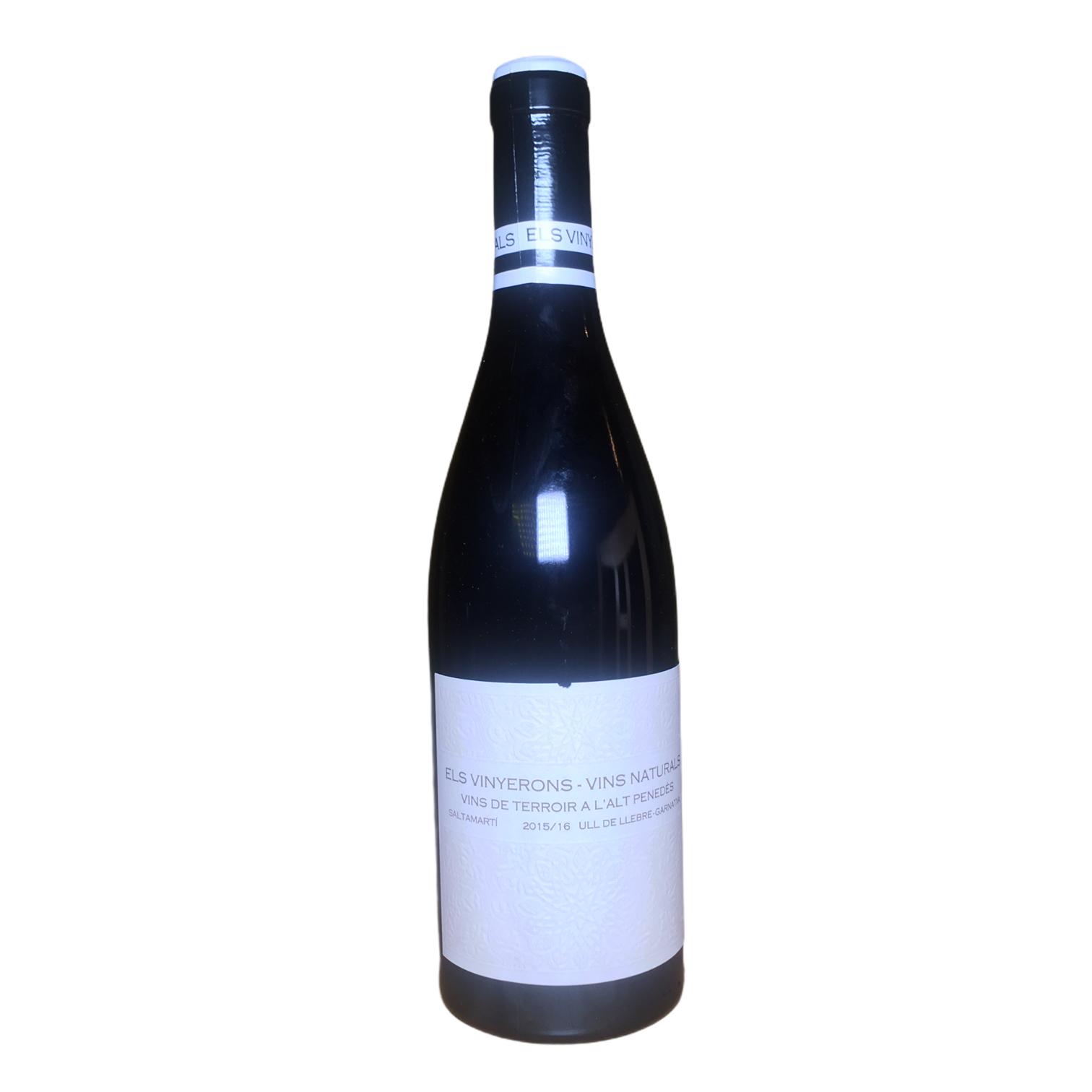 Nové krásné víno Saltamartí