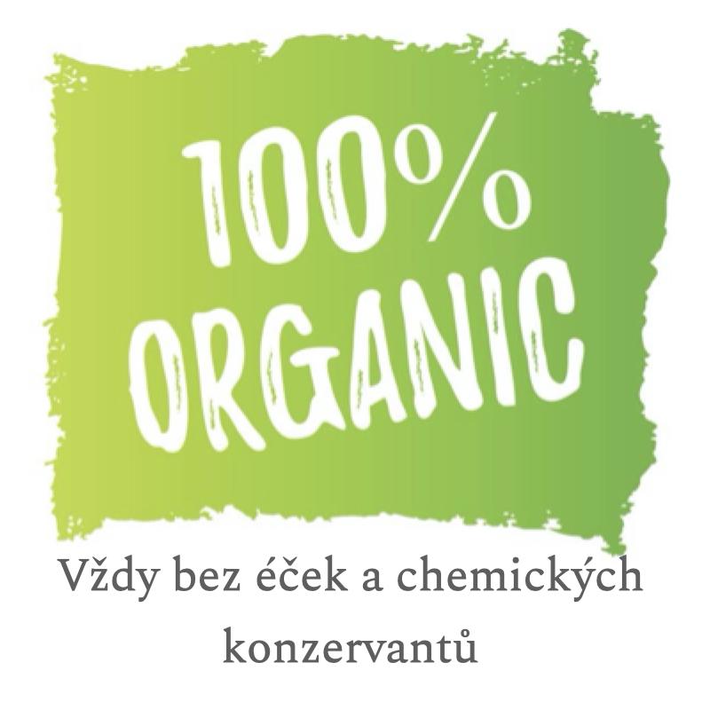 Bez éček a chemických konzervantů