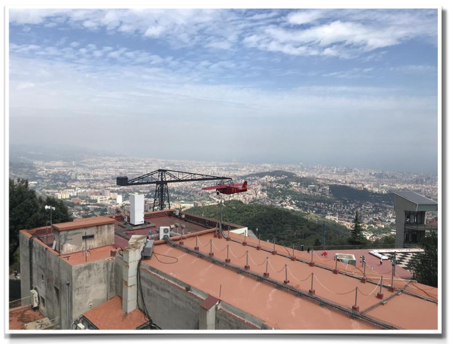 Tibidabo_aeronave_view