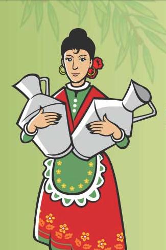 La-Castrilena-logo-lady