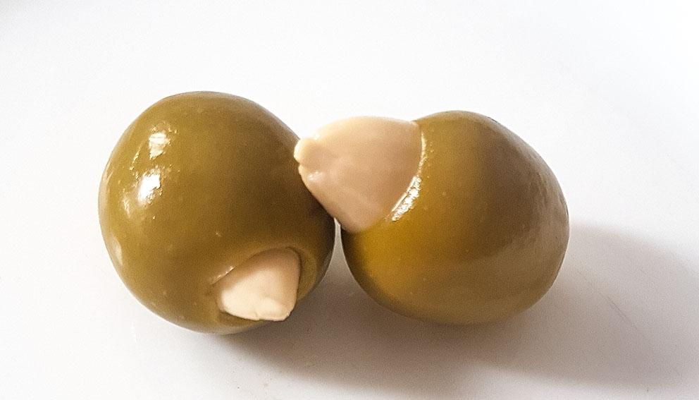 oliva-mandle