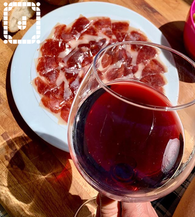 ibérico-red-wine