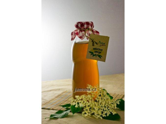 Bezový sirup květový 450 ml