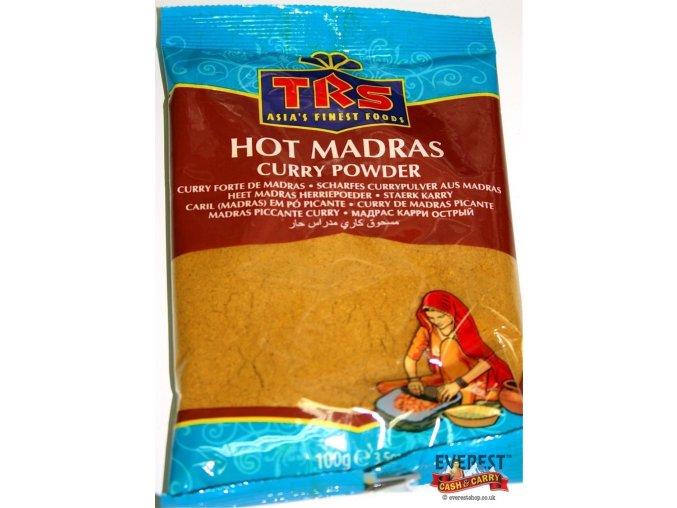 hot madras curry powder 100g