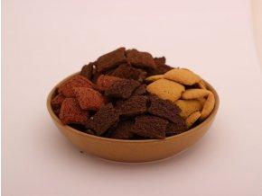 Cizrnové sušenky - Citron a zázvor