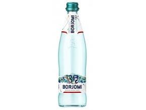 borjomi mineralni leciva voda 05 l sklo