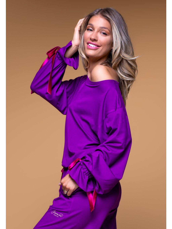 purpura mikina