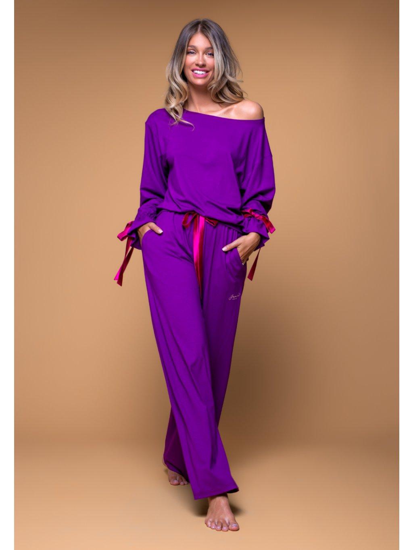 nohavice purpura jasmina