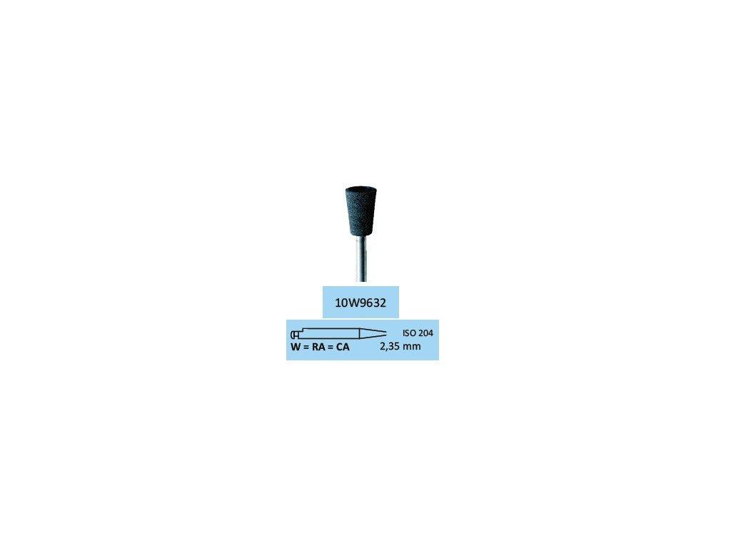 Leštící guma Amal-Gum W9632, 10ks