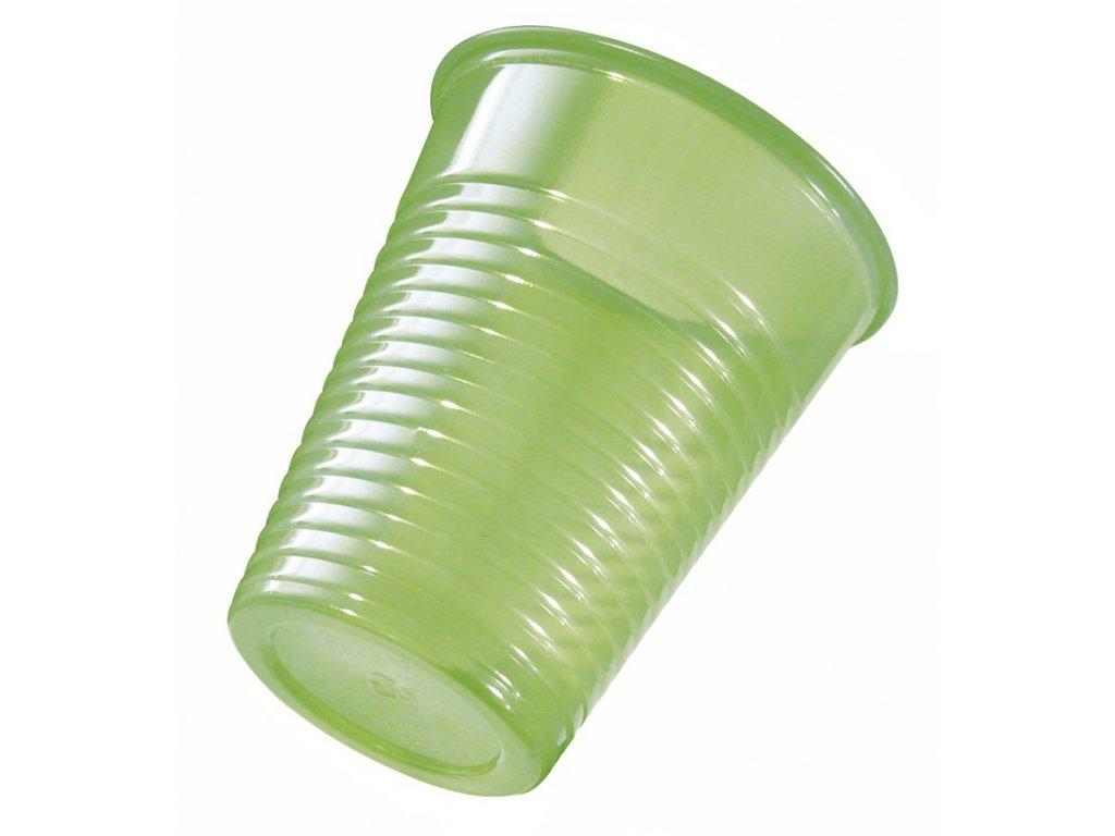 Smart výplachové kelímky, 3000ks zelené