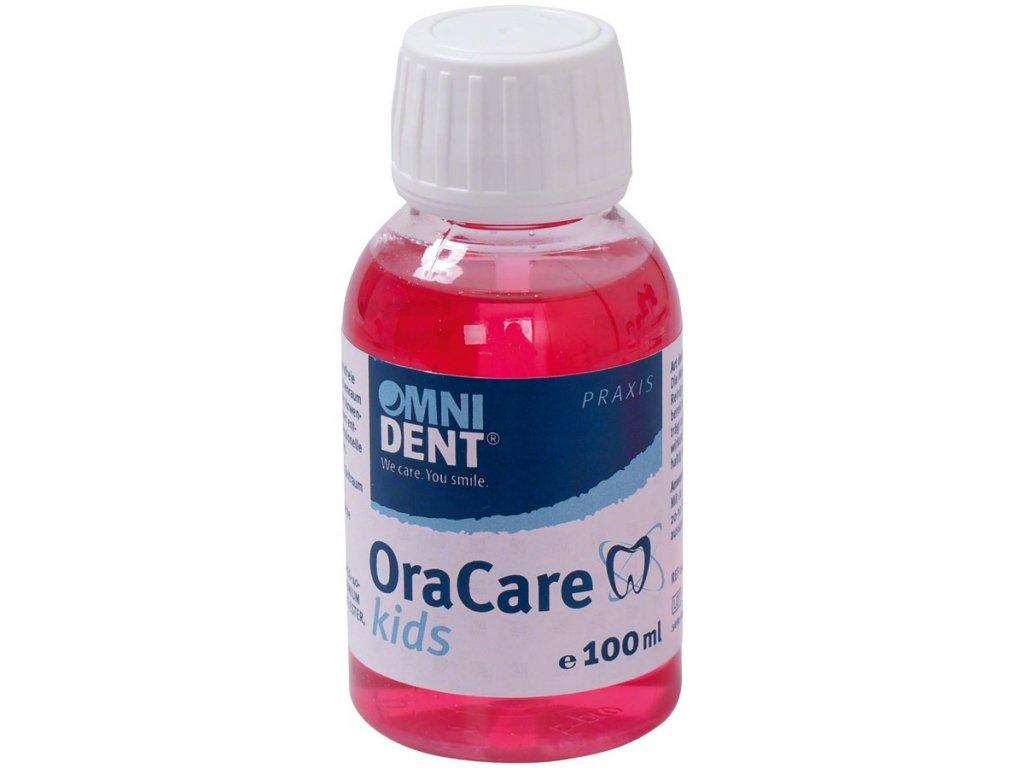 OMNI OraCare Kids - ústní voda, 100ml