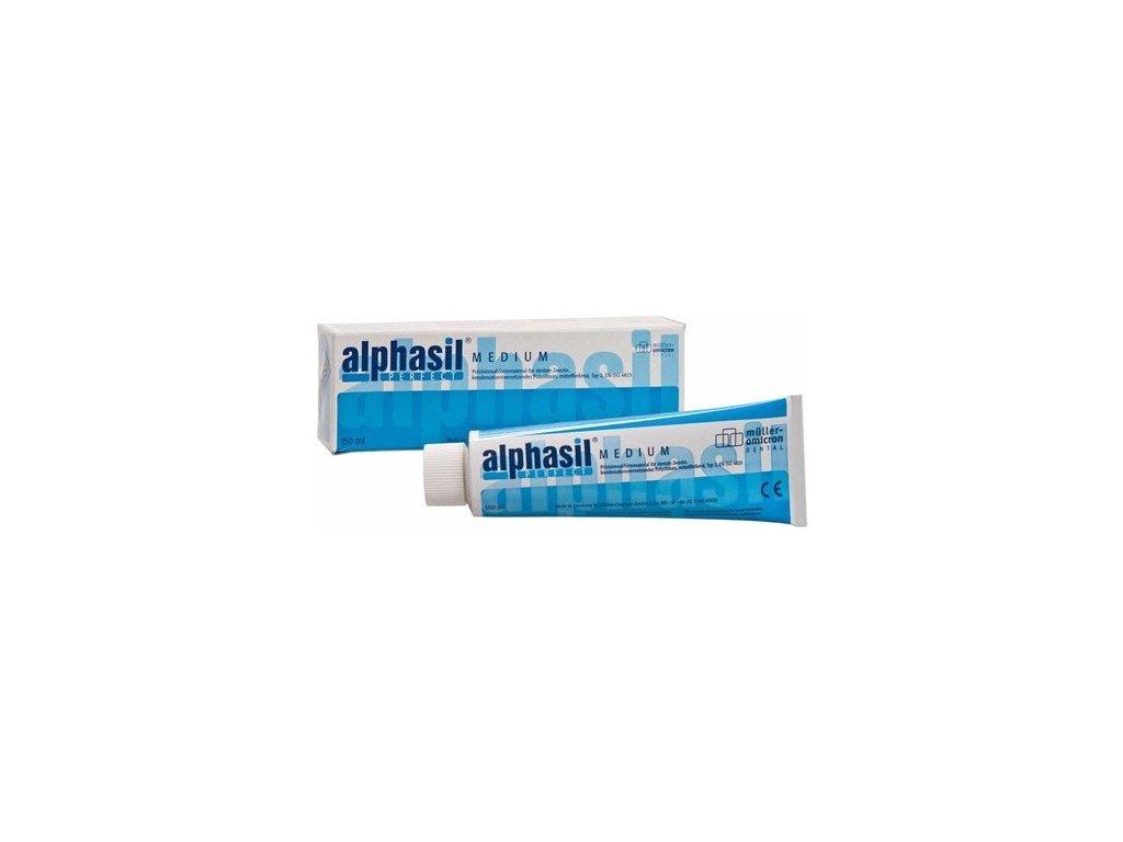 Alphasil perfect medium - korekční materiál, 150ml