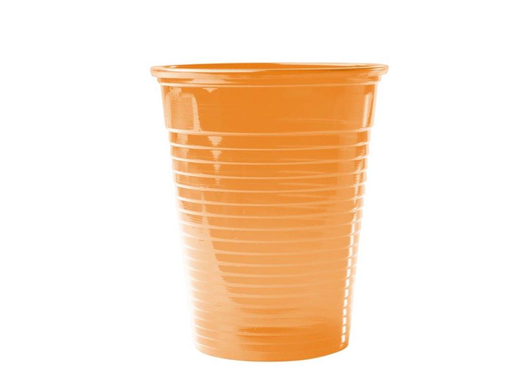 Smart výplachové kelímky, 3000ks oranžové