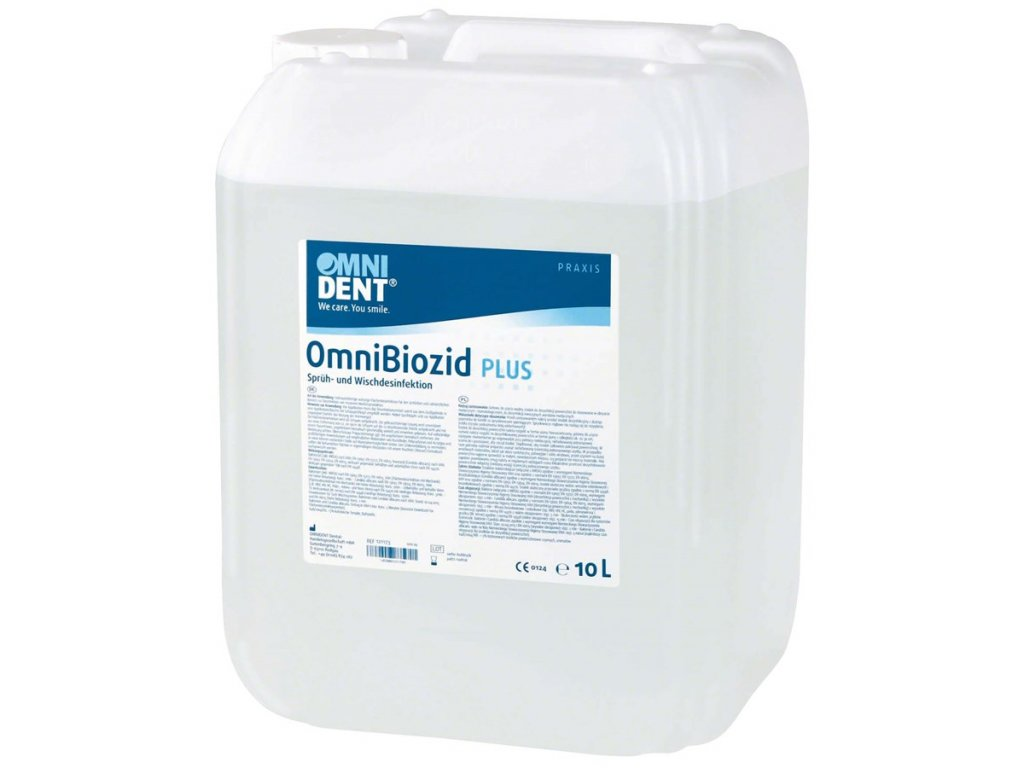 OmniBiozid Plus, 10l kanistr