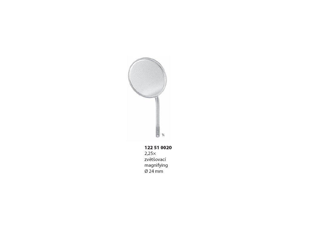 MEDIN Zrcátko zubní zvětšovací, 24mm