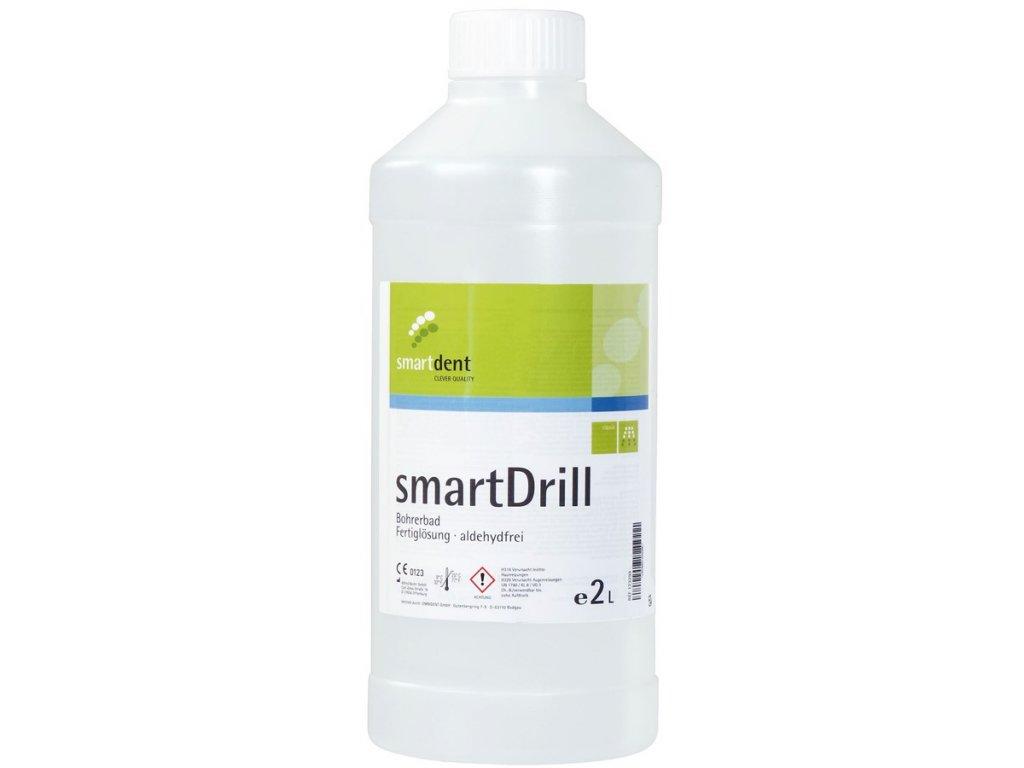 SmartDrill - dezinfekční a čistící přípravek na rotační nástroje, 2l