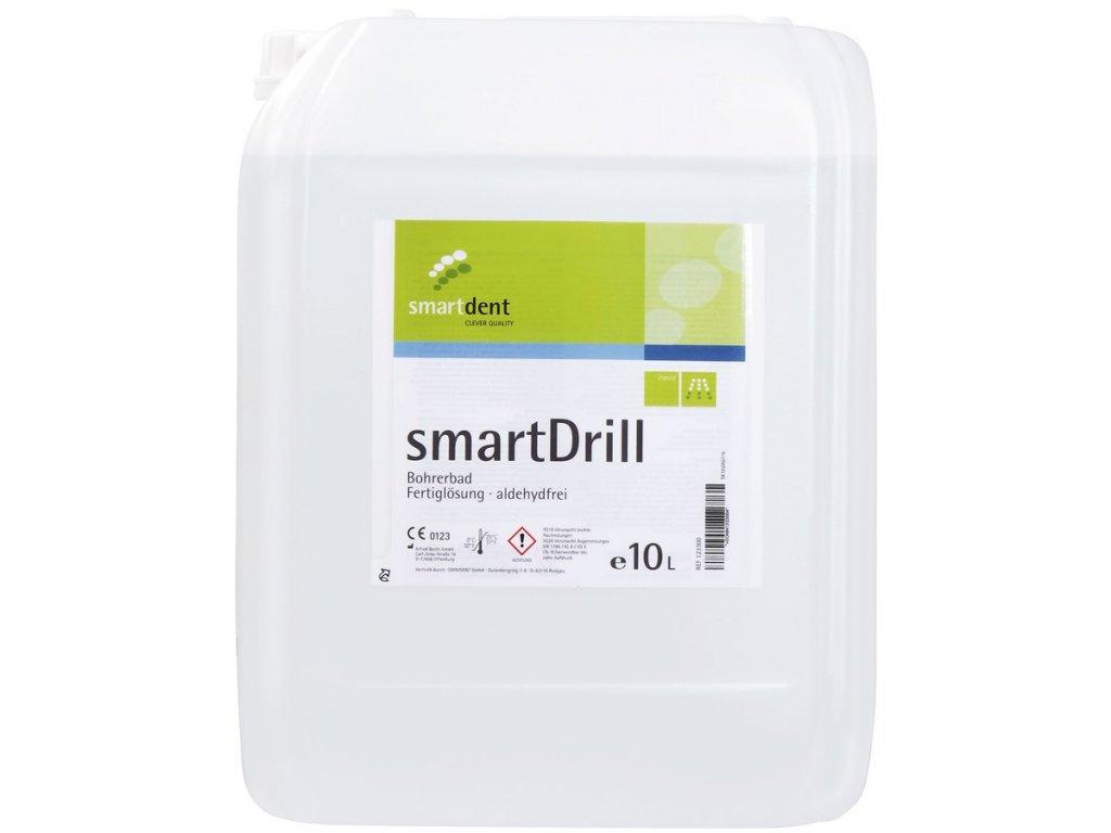 SmartDrill - dezinfekční a čistící přípravek, 10l