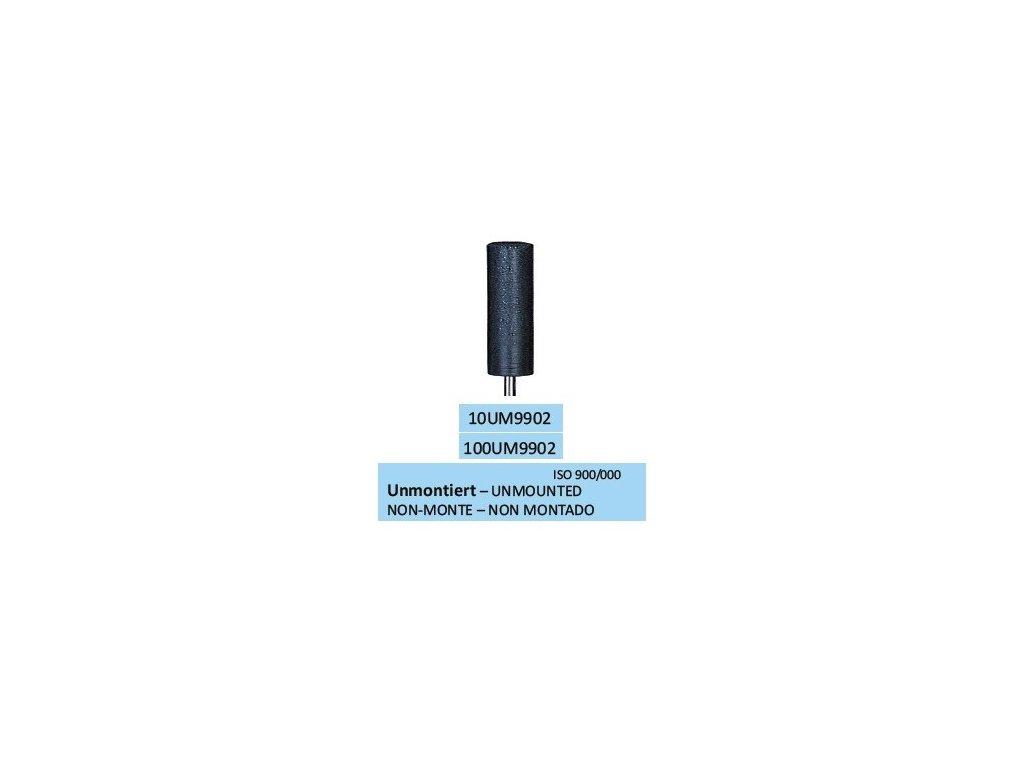 Leštící guma UNISOFT SCHWARZ UM9902 100ks