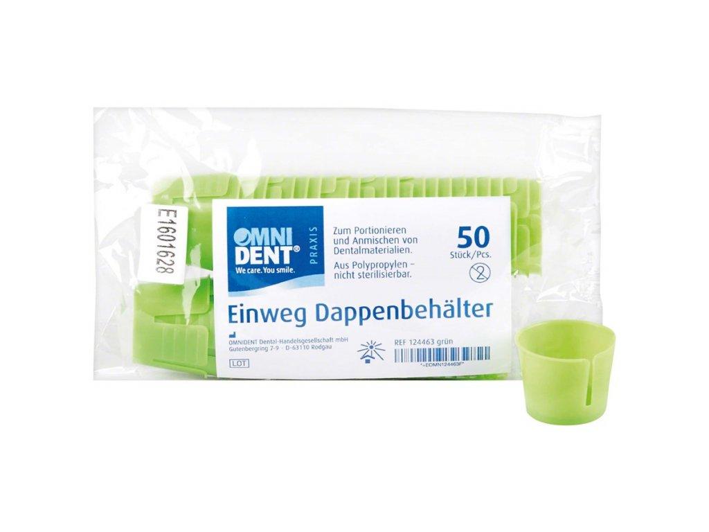 OMNI Jednorázové míchací misky, zelené
